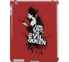 T H E - Q U E E N - I S - D E A D iPad Case/Skin