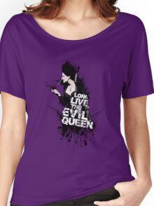 T H E - Q U E E N - I S - D E A D Women's Relaxed Fit T-Shirt