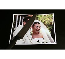 Marrying Reality Photographic Print
