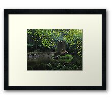 Valley of the Lakes - Pena Palace Framed Print