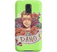 DANG Commander Samsung Galaxy Case/Skin