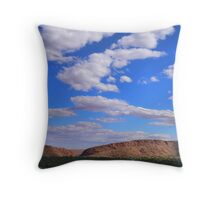 The Gap~Alice Springs~Central Australia Throw Pillow