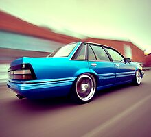 Blue Commodore VL by John Jovic