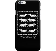 The Daxi Meeting iPhone Case/Skin