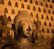 Buddhas I by HappyYakImages
