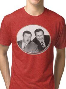 Abbott and Costello Tri-blend T-Shirt
