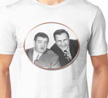 Abbott and Costello Unisex T-Shirt