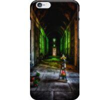 Verona Cemetery iPhone Case/Skin