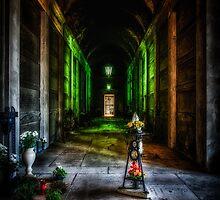 Verona Cemetery by Traven Milovich