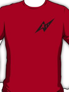Alien Ranger/Kakuranger Red, Blue, Yellow and White T-Shirt