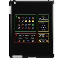 Link the the Past Item Menu iPad Case/Skin