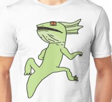 The Exposed Gecko Unisex T-Shirt