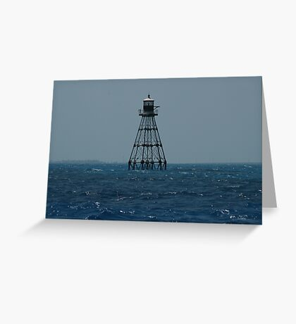 Tennessee Light Greeting Card