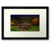 """""""The Tempest and The Relic"""" Framed Print"""