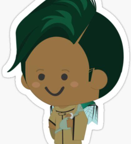 Saga Chibi Alana Sticker