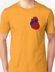 Vector is where the Heart is T-Shirt