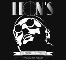 Leon's cleaning services. by protestall