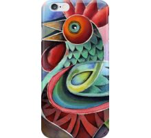Rooster 3 iPhone Case/Skin