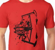 gallows of humanity | text version Unisex T-Shirt