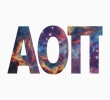 Alpha Omicron Pi Galaxy by eposamen