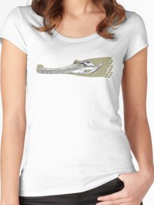 Ganges King Women's Fitted Scoop T-Shirt