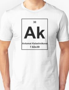 AK Element Unisex T-Shirt