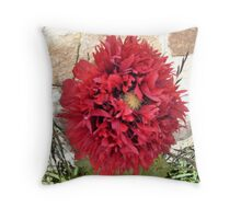 Most unusual Poppy Throw Pillow