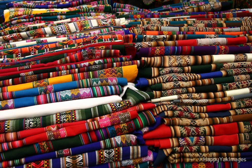 Fabrics by HappyYakImages