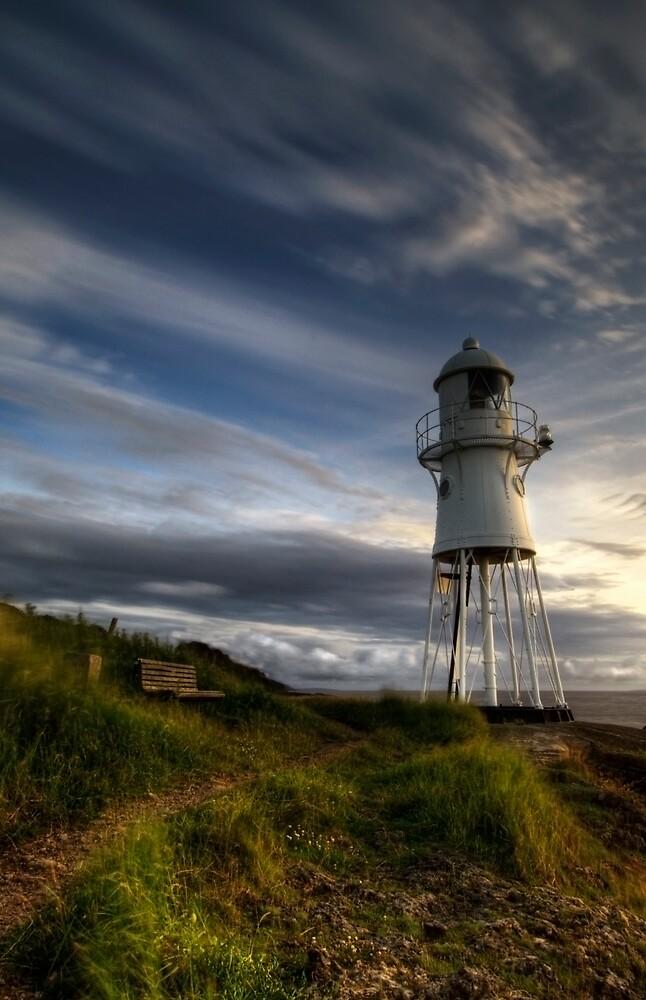 Black Nore Light House by igotmeacanon