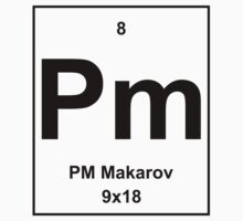 Makarov Element by bakerandness