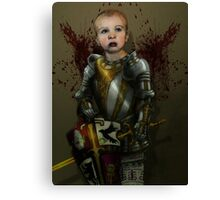 Children's Crusade Canvas Print