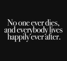Buffy - No one ever dies by Call-me-dickie