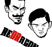 reDRagon by Alex Mahoney