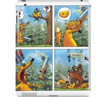 Comics iPad Case/Skin