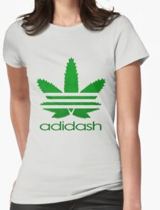 ADIDASH TEXTURIZED Womens Fitted T-Shirt