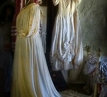 A Ladies' Boudoir ... Gowns by Rosalie Dale