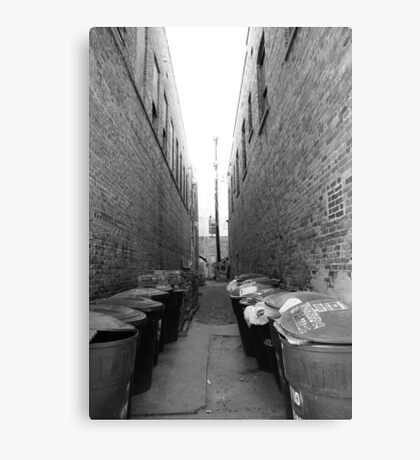 Urban Excess Canvas Print