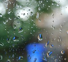 Raining again by shakey