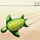 Turtle by Ed Clews