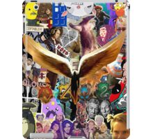 If Tumblr Vomitted iPad Case/Skin