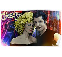 // GREASE IS THE WORD // Poster