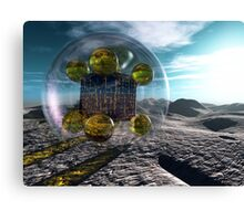 Big Brother Central Processor  Canvas Print