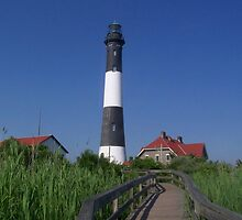 Fire Island Lighthouse by Caren