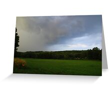 Summer Storm... Greeting Card