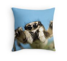 Jumpy Throw Pillow