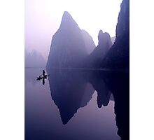 MORNING CALM - LI RIVER Photographic Print