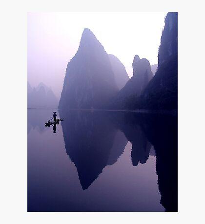 MORNING CALM - LI RIVER Photographic Print