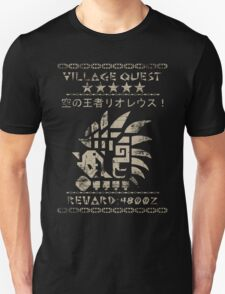 Monster Hunter Required - Rathalos T-Shirt