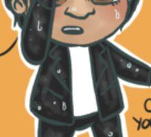 Wet Zayn Sticker