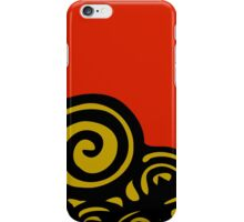 Golden Ocean iPhone Case/Skin
